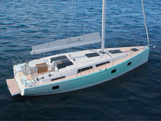 Location de bateaux Hanse418