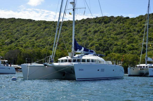 Location de bateaux Lagoon570