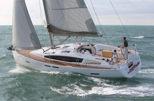 Location de bateaux Sun Odyssey41DS