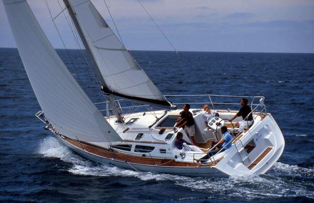 Location de bateaux Sun Odyssey35