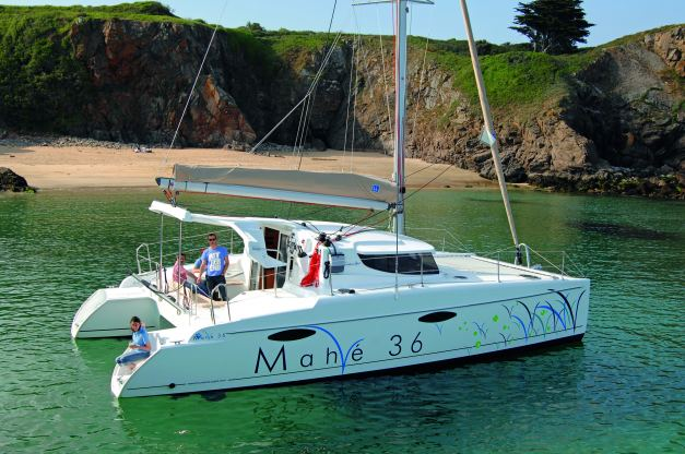 Location de bateaux Mahe36