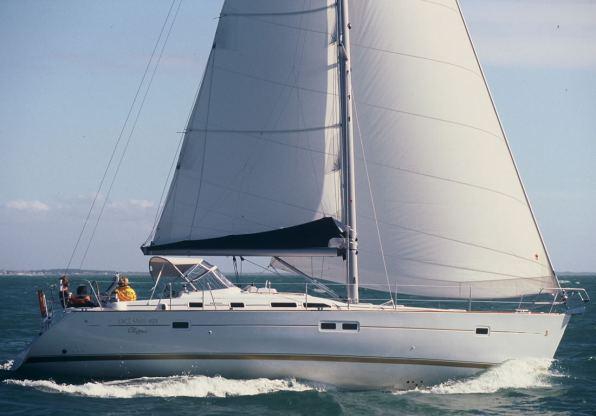 Location de bateaux Oceanis 423