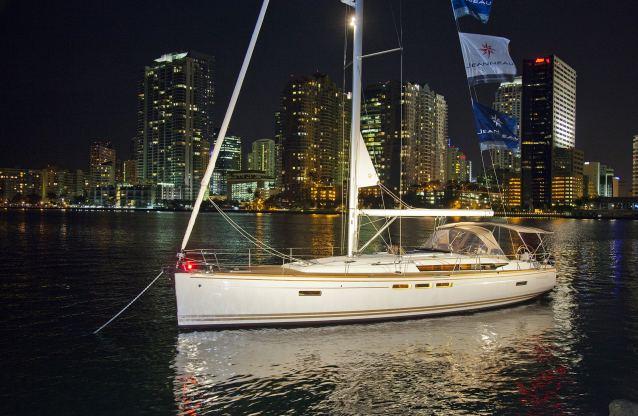 Location de bateaux Sun Odyssey509