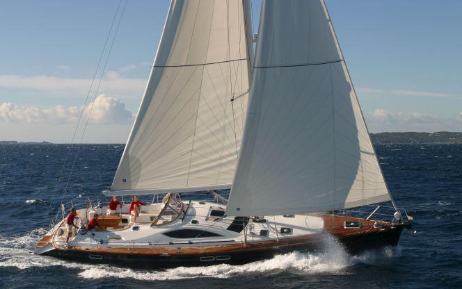 Location de bateaux Sun Odyssey54