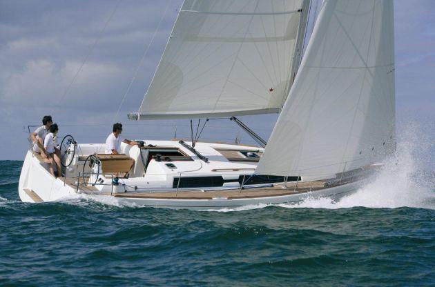 Location de bateaux Dufour375