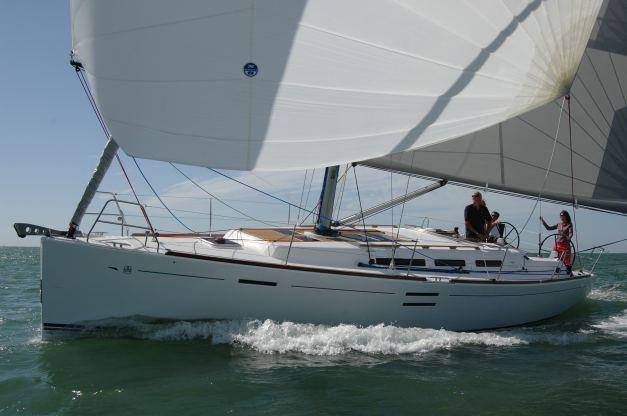 Location de bateaux Dufour40E