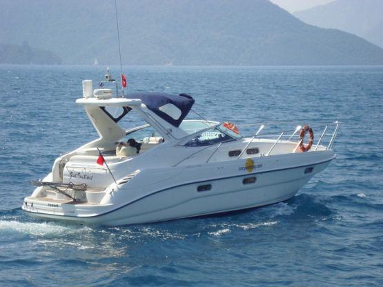 Location de bateaux SealineS34