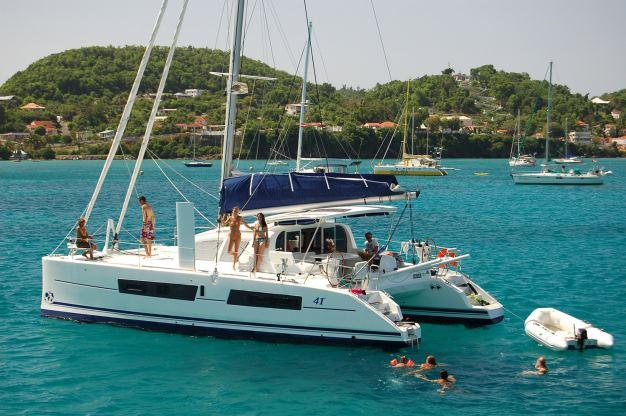 Location de bateaux Catana41 OC