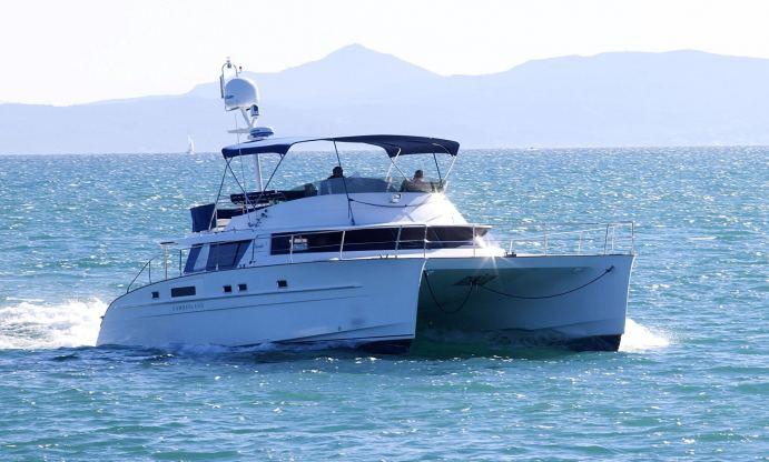 Location de bateaux Cumberland46