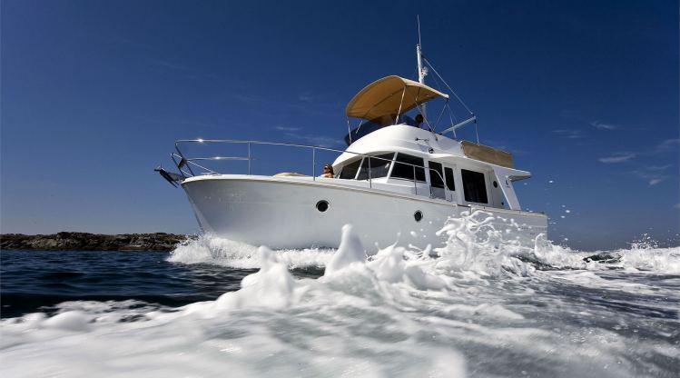 Location de bateaux Beneteau Swift Trawler34