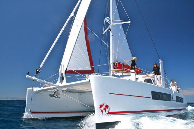 Location de bateaux Catana42