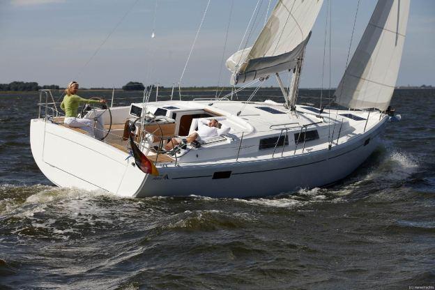 Location de bateaux Hanse385