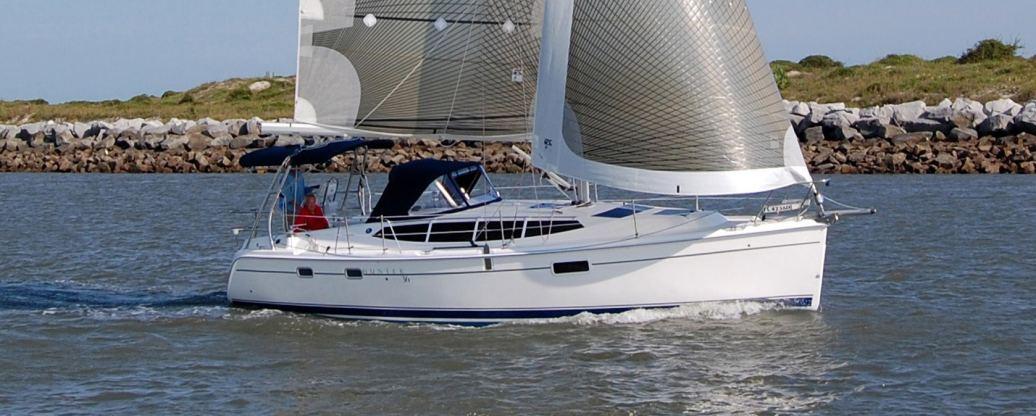Location de bateaux Hunter36