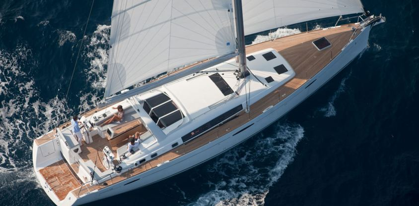 Location de bateaux Oceanis 58