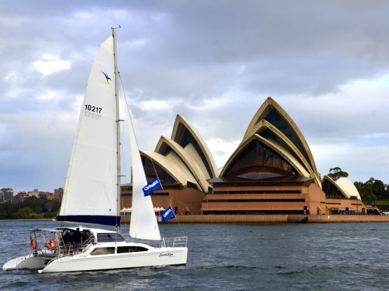 Location de bateaux Seawind1000 XL