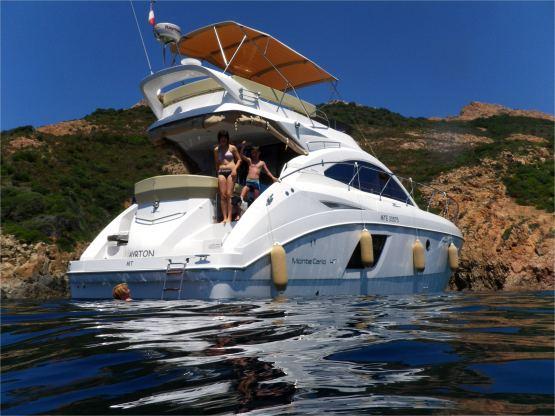 Location de bateaux Monte Carlo47 Fly