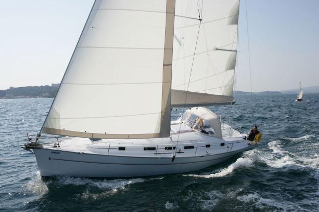 Location de bateaux Cyclades39.3