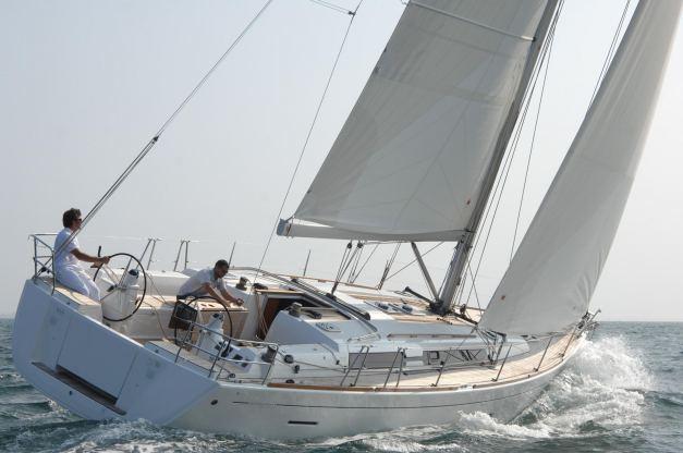 Location de bateaux Dufour450