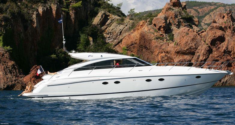 Location de bateaux Princess V53