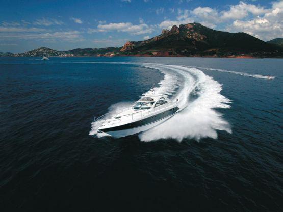 Location de bateaux Targa52
