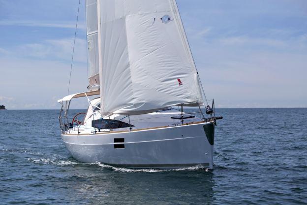 Location de bateaux Elan444 Impression