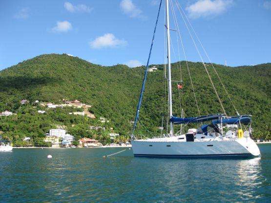 Location de bateaux Oceanis 393
