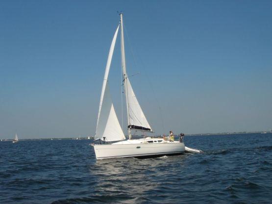 Location de bateaux Sun Odyssey37