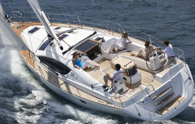 Location de bateaux Sun Odyssey42DS