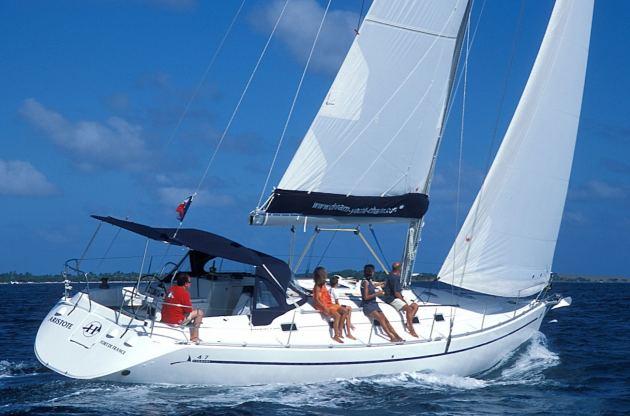Location de bateaux Harmony47