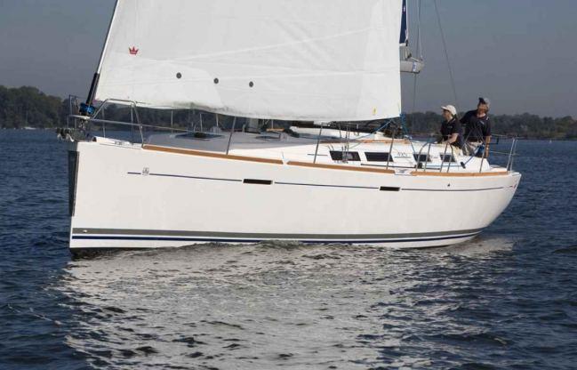 Location de bateaux Dufour425