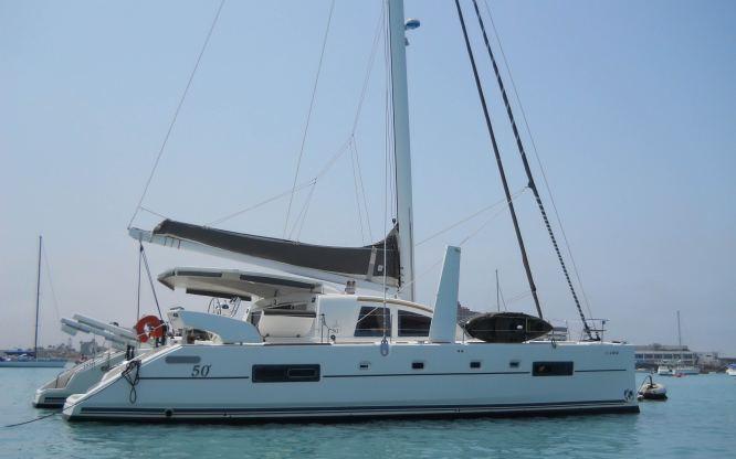 Location de bateaux Catana50 OC