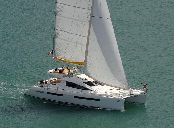 Location de bateaux Privilege 615
