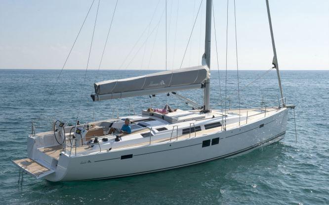 Location de bateaux Hanse505