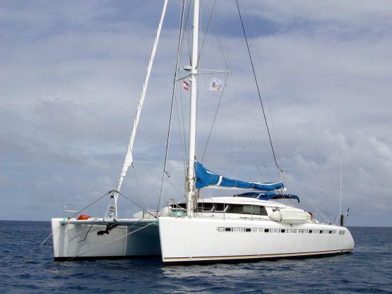 Location de bateaux Marquises56