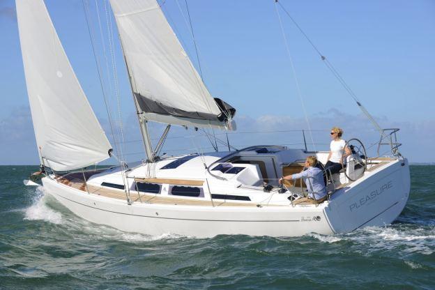 Location de bateaux Hanse345