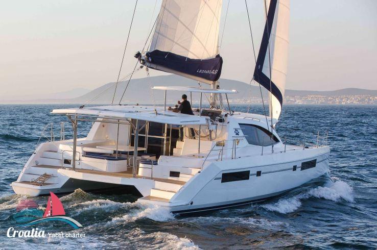 Croatia yacht Robertson & Caines Leopard  4800