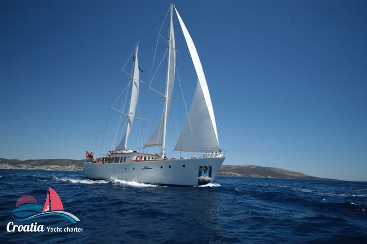 Croatia yacht Turkish Gulet Gulet ROC 24M