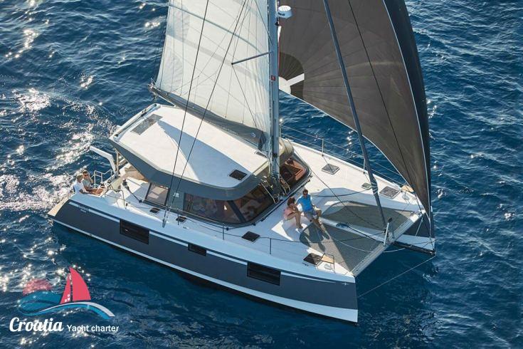 Croatia yacht Nautitech Catamaran Nautitech 40
