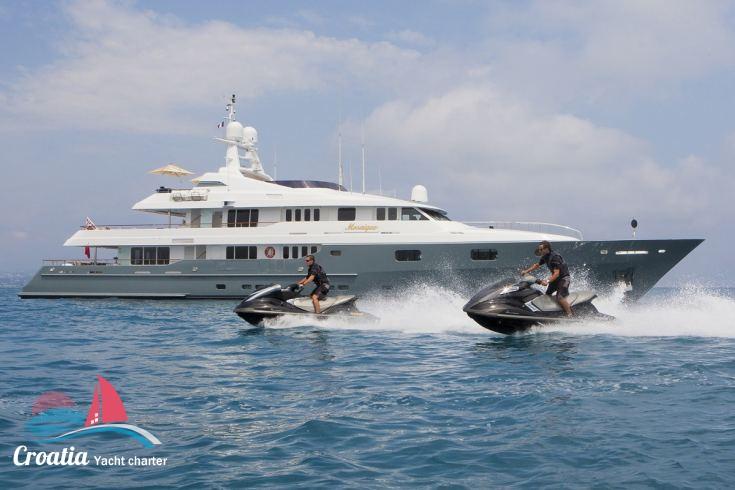 Croatia yacht Proteksan Yacht 50M