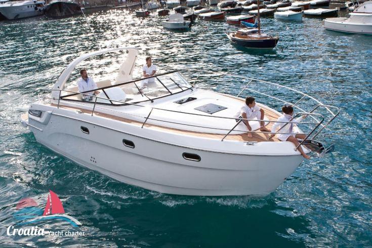 Croatia yacht Bavaria Yachts BMB Sport 34