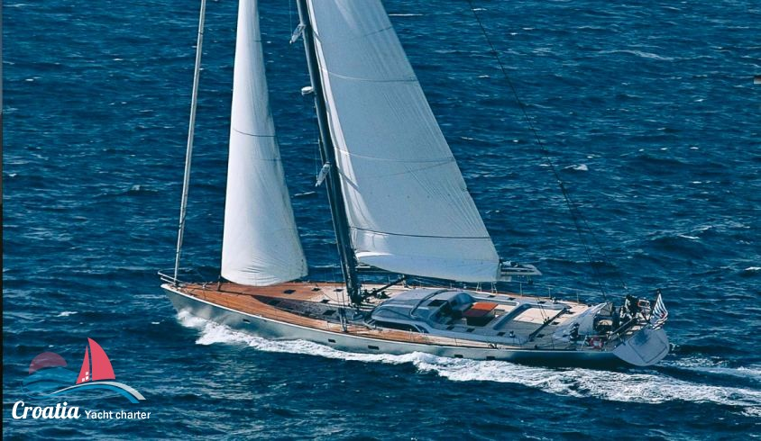 Croatia yacht CMN Sloop 31M