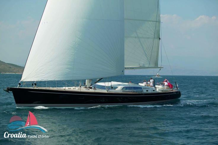 Croatia yacht CNB Sloop 95'