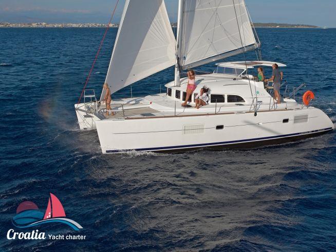 Croatia yacht Lagoon Catamaran Lagoon 380
