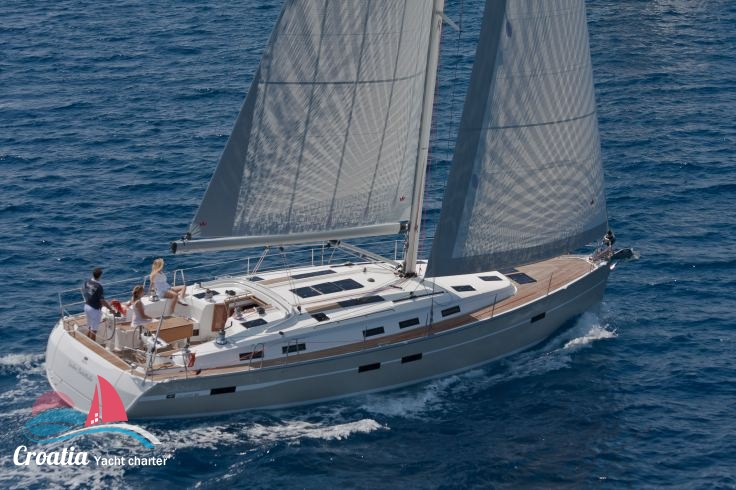 Croatia yacht Bavaria Yachts Bavaria 50 Cruiser