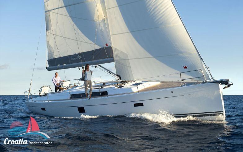 Croatia yacht Hanse Yachts Hanse 445