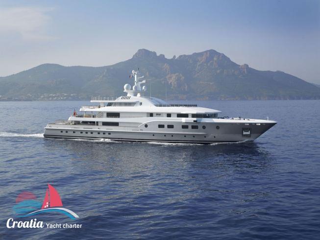 Croatia yacht Alstom Yacht 72M