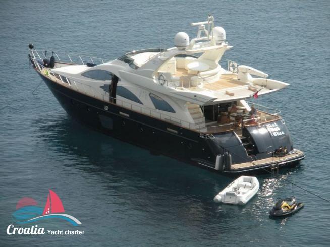 Croatia yacht Azimut Yachts Fly 80