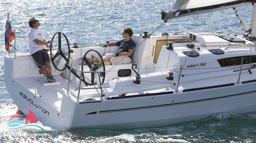 Croatia yacht Elan Yachts Elan 350