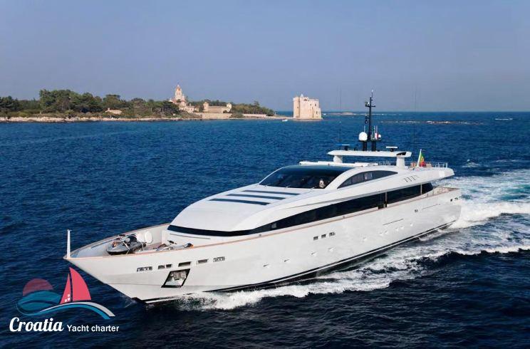 Croatia yacht Baglietto Yacht 44M
