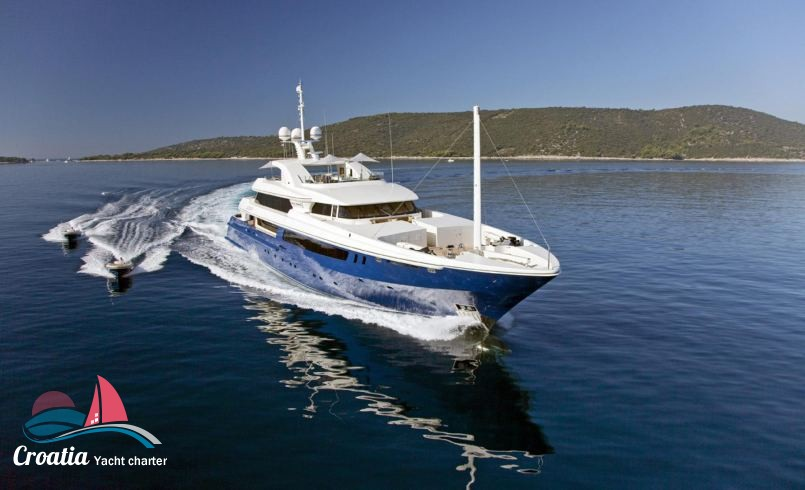 Croatia yacht ISA Yacht 62M